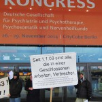 Demo vor DGPPN-Kongress - Berlin Nov 2014 (3)
