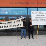 Demo vor DGPPN-Kongress - Berlin Nov 2014 (5)