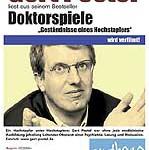 GertPostel im Sudhaus - Plakat klein