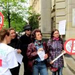 Demo Fotos vorm Amtsgericht wg. FrancoBelli (18)